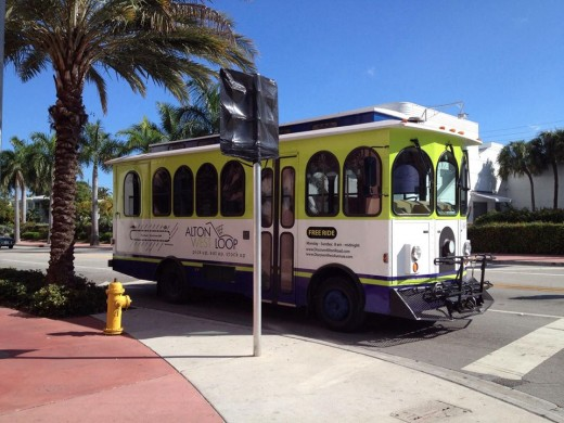 Alton Trolley