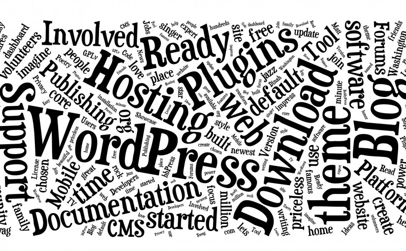 WordPress Fun and Foibles
