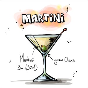 cocktail-martini