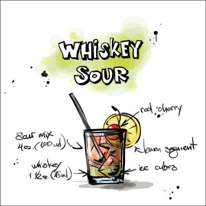 cocktail-whiskey-sour