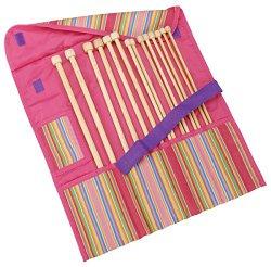 Clover Takumi Complete Knitting Needle Set