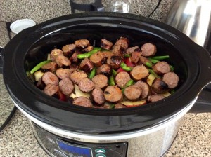 The Perfect Slow Cooker Sausage Recipe