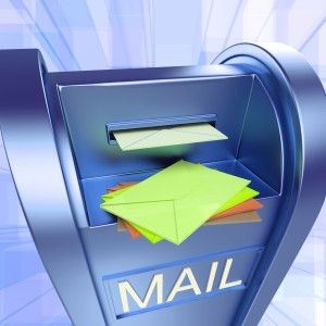 Mail all the letters you have received, adding your own to the envelope and then wait for it to come back to you.