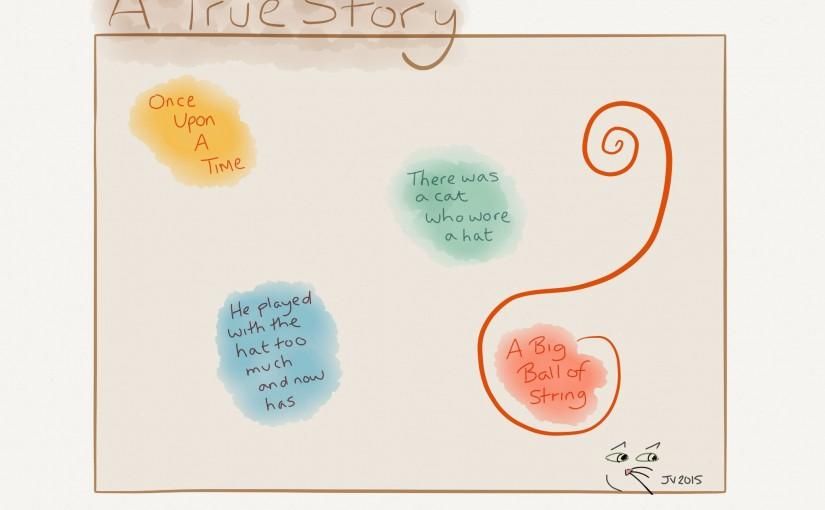 Sketch Sunday: A True Story series