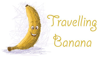 Travelling Banana Logo